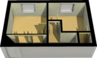 New 3D Floor Plan - Floor 2