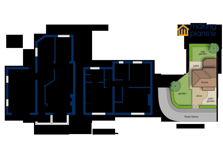 10. Floorplan and Plot Plan